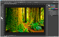 Photoshop CS6 interface thumbnail