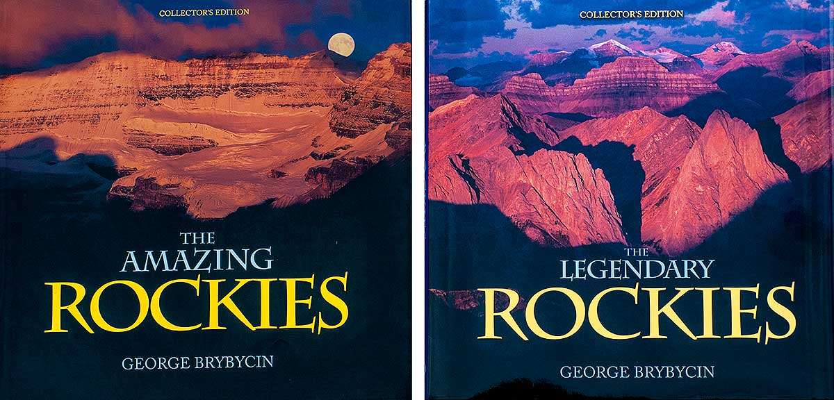 Books by George Brybycin