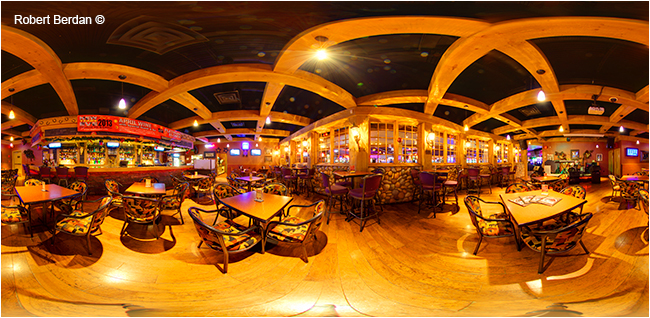 HDR panorama of Blackfoot Casino in Calgary by Robert Berdan ©