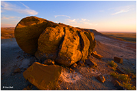 Red Rock Coulee by Ken Bell ©