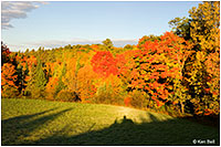 Fall Colours in Ontario  by Ken Bell ©
