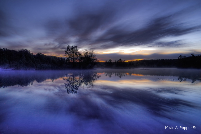 Puslinch lake by Kevin A. Pepper ©