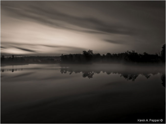 Silky Night by Kevin A. Pepper ©