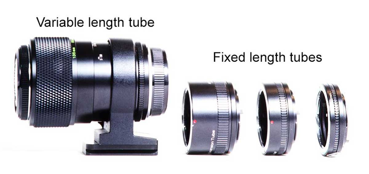 Extension tubes by Robert Berdan