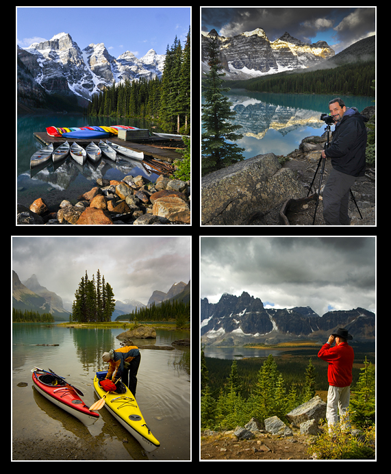 Best Places to Photograph in the Canadian Rockies Part I