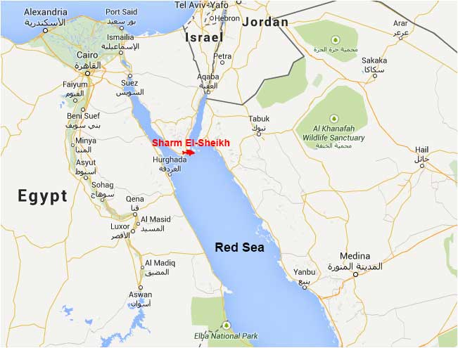 world map red sea location images