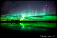 Alberta Aurora Photography by Zoltan Kenwell ©