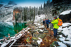 Lake O'hara photo tour by Robert Berdan ©