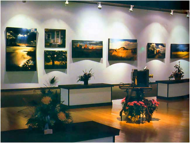 Gallery of Budd Watson photographs in Photo Decor