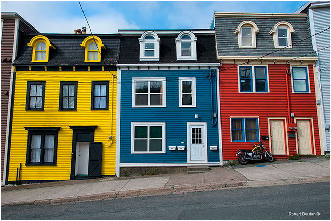 Photographing newfoundland the canadian nature photographer for Newfoundland houses