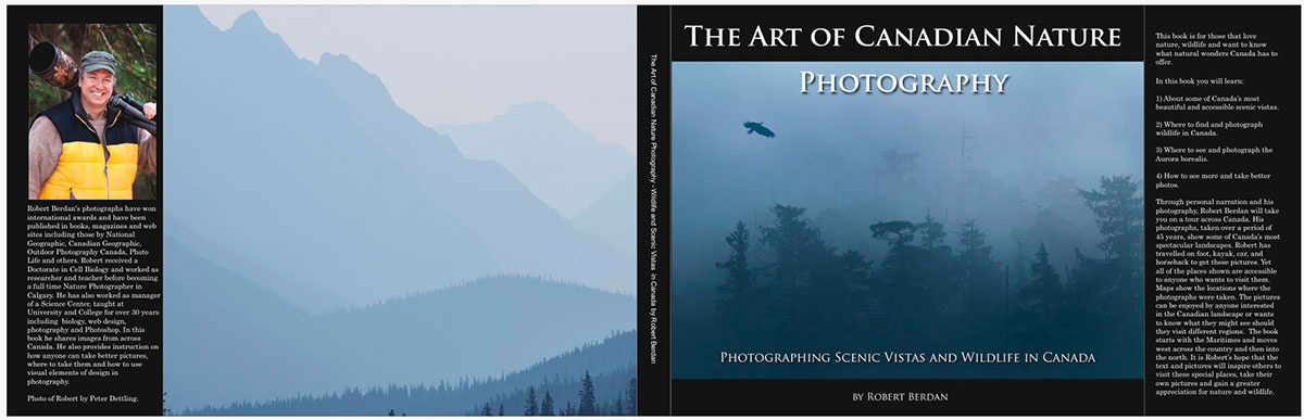 Book Cover Photography Near Me : The canadian nature photographer news
