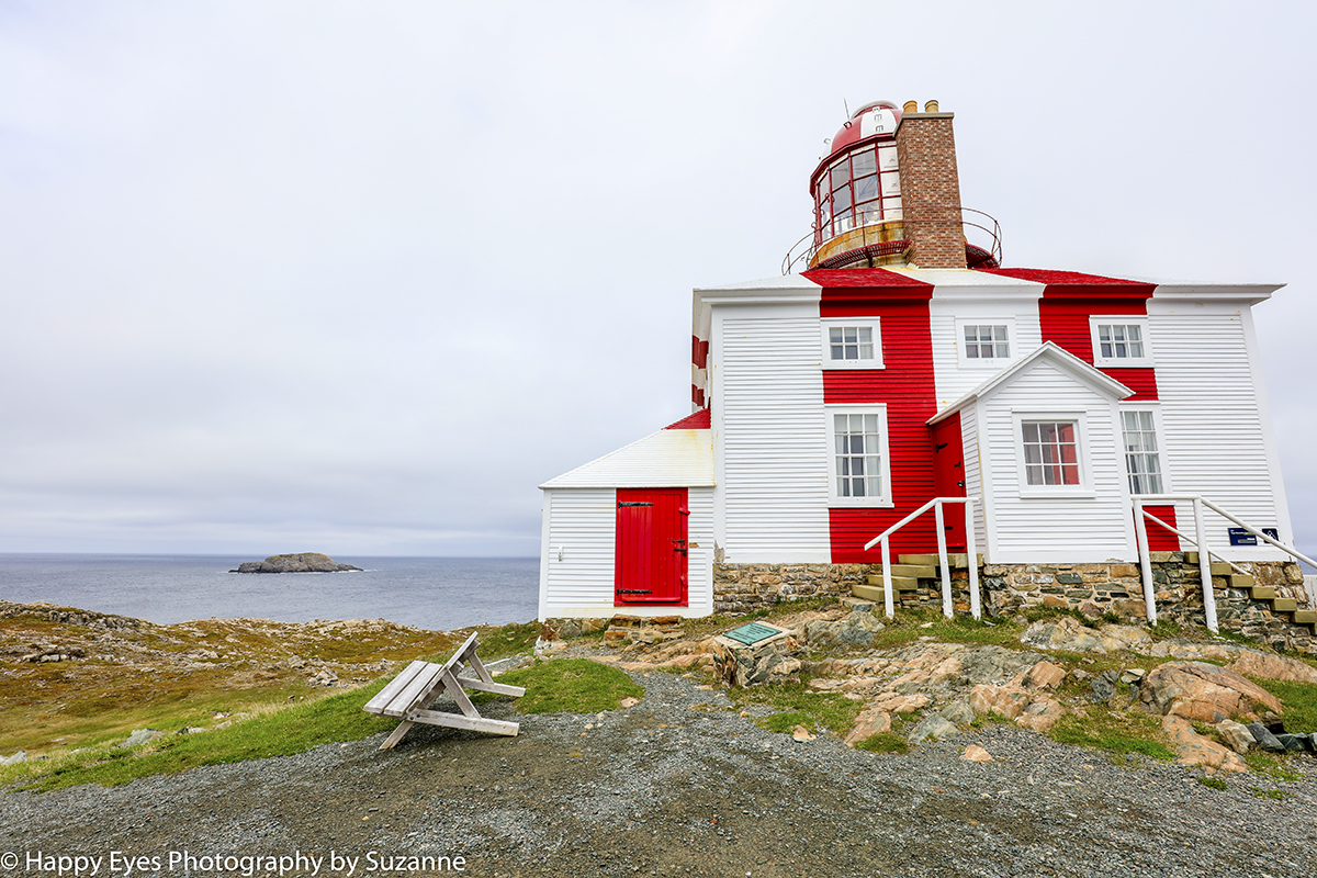 Bonavista Lighthouse by Suzanne Roberts