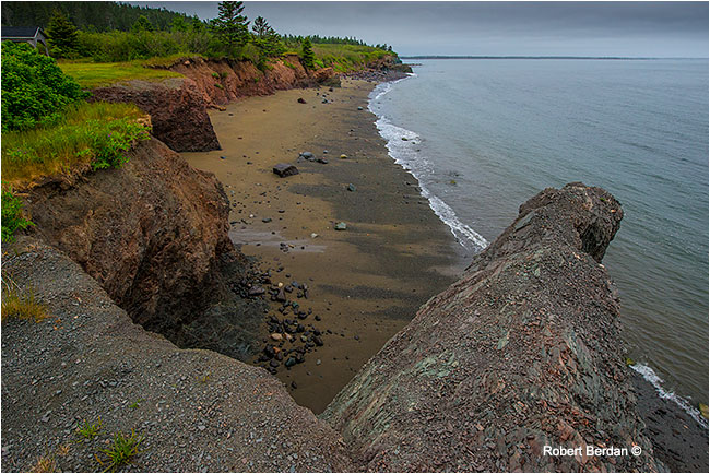 Grand Manan Coastline by Robert Berdan ©