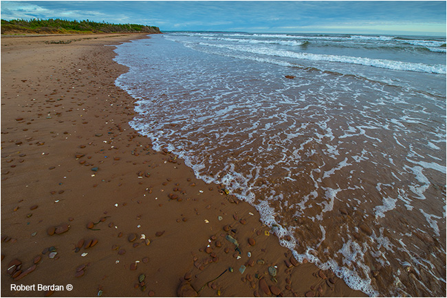 PEI beach by Robert Berdan ©