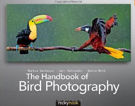 Handbook of bird photography book