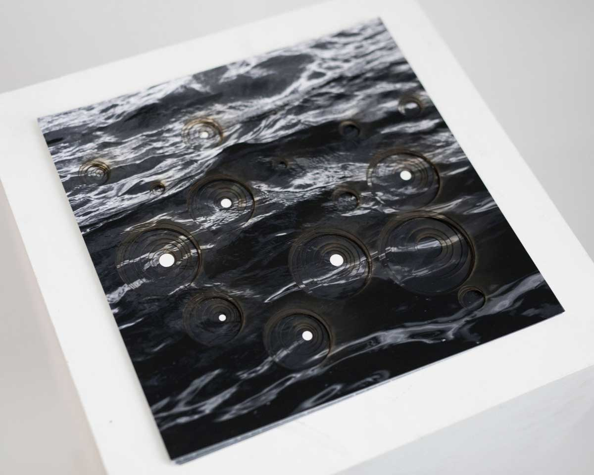 Quarried Water 15 Laser Pigment Prints by Ryan Van Der Hout ©