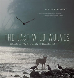 The Last Wild Wolves book cover Ian McAllister