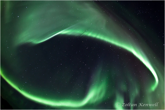 Aurora by Zoltan Kenwell ©