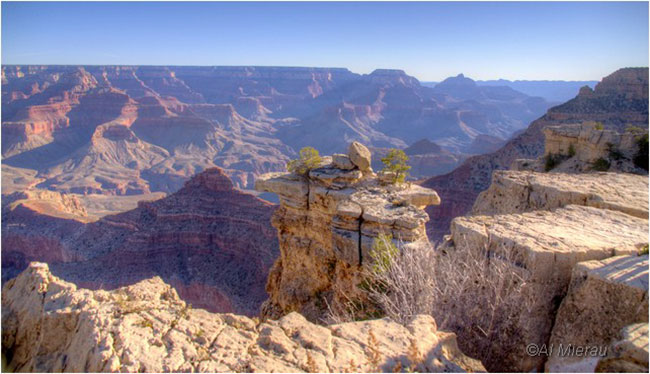 Grand Canyon HDR by Al Mierau ©