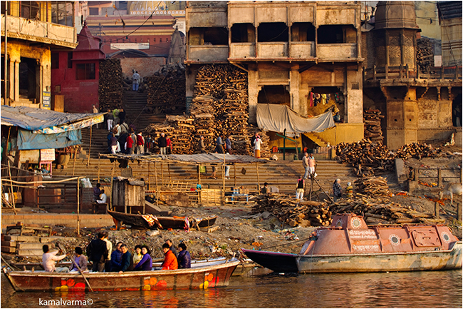 The Ghats by Kamal Varma ©