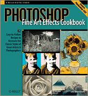 Photoshop Fine Art Effects Cookbook cover