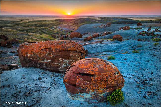 Virtual tour of Red Rock Coulee - The Canadian Nature Photographer